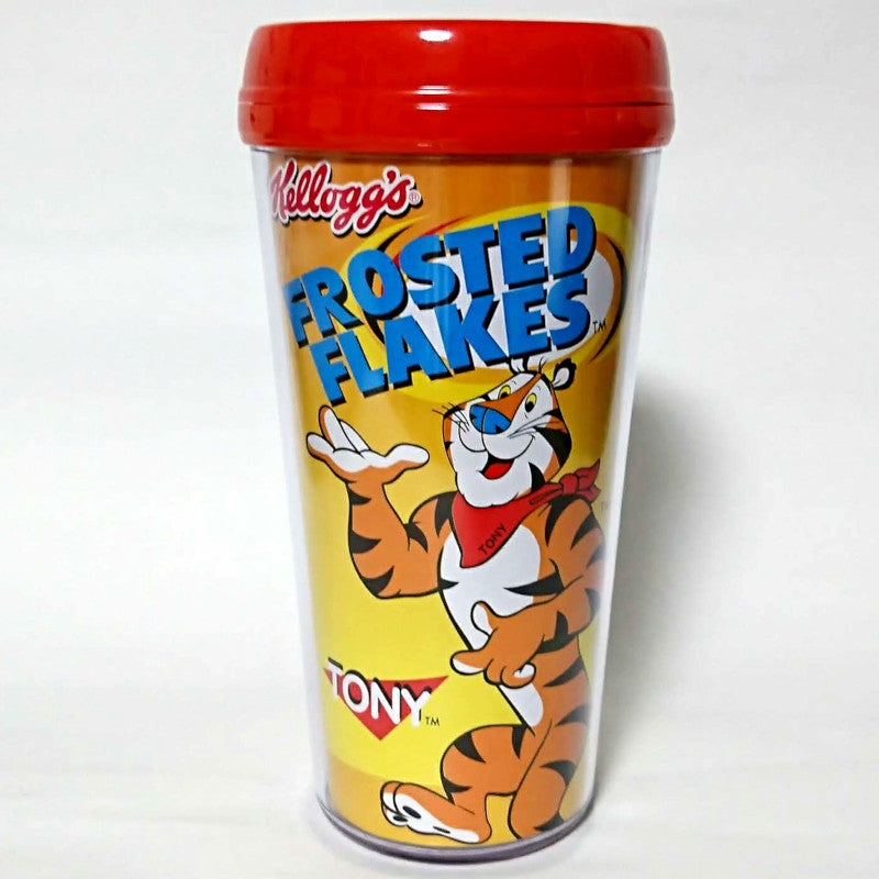 zz-- Frosted Flakes - Drink Tumbler (Orange) --zz