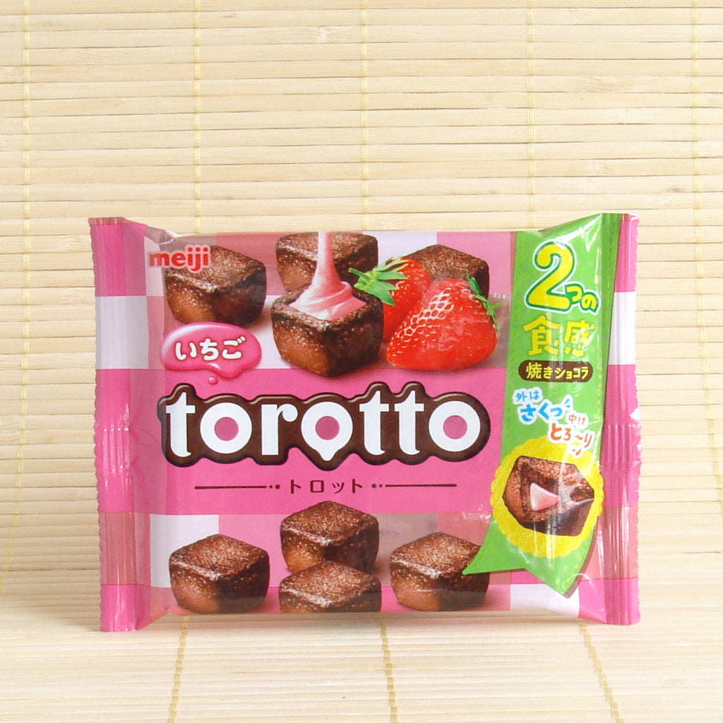 Torotto Baked Chocolate - Strawberry