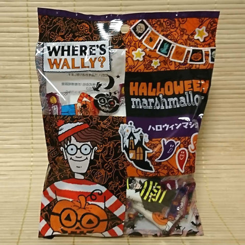 Where's Wally? - HALLOWEEN Marshmallows