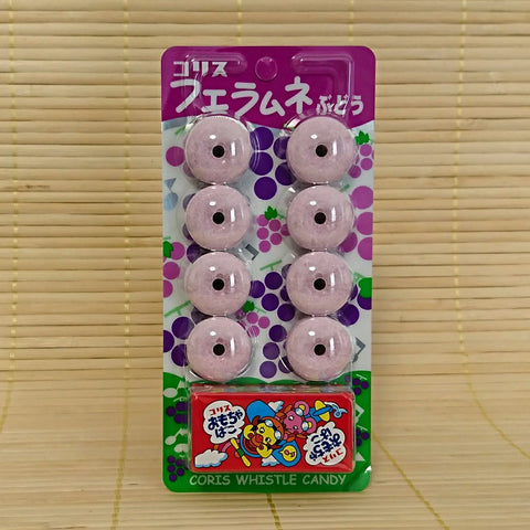 Whistle Candies with Toy - Grape