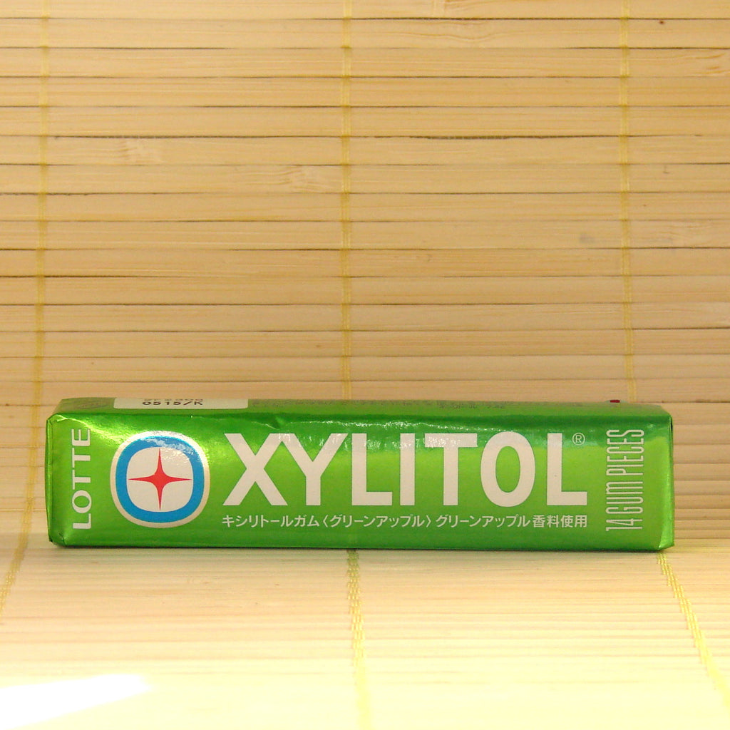 Xylitol Chewing Gum - Green Apple