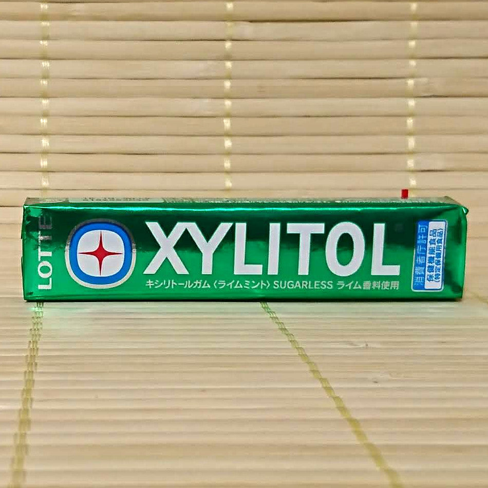 Xylitol Chewing Gum - Lime Mint