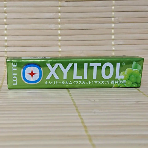 Xylitol Chewing Gum - Muscat (Green Grape)