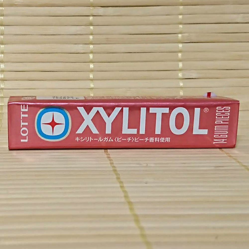 Xylitol Chewing Gum - Peach