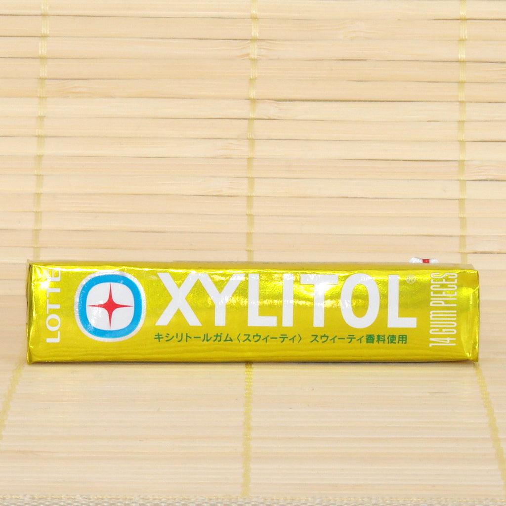 Xylitol Chewing Gum - Sweetie (Oroblanco Citrus)