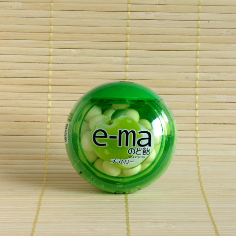 e-ma Candy Lozenges - Bramley Green Apple