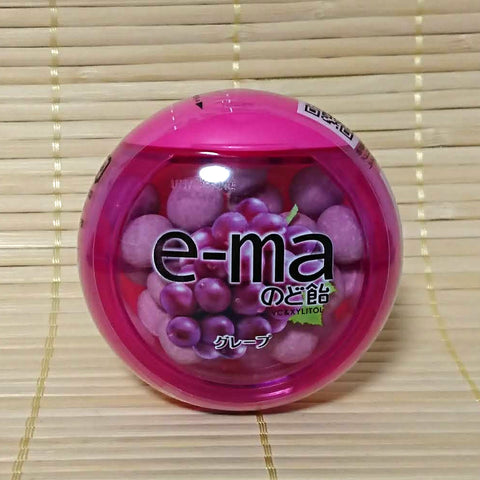 e-ma Candy Lozenges - Red Grape