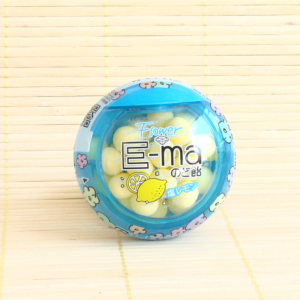 e-ma Candy Lozenges - Salty Lemon