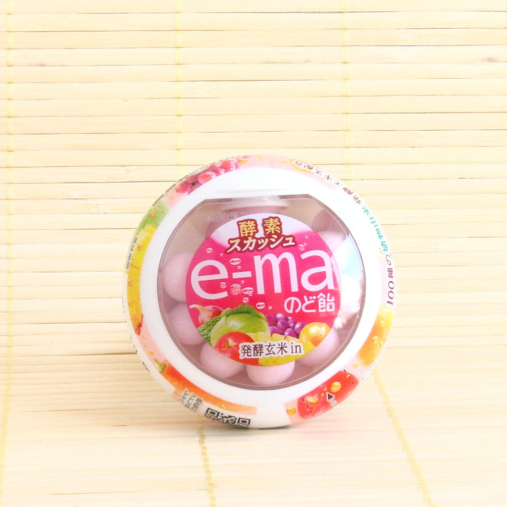 e-ma Candy Lozenges - Fruit & Vegetable Mix
