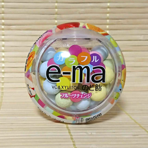 e-ma Candy Lozenges - Colorful Fruit