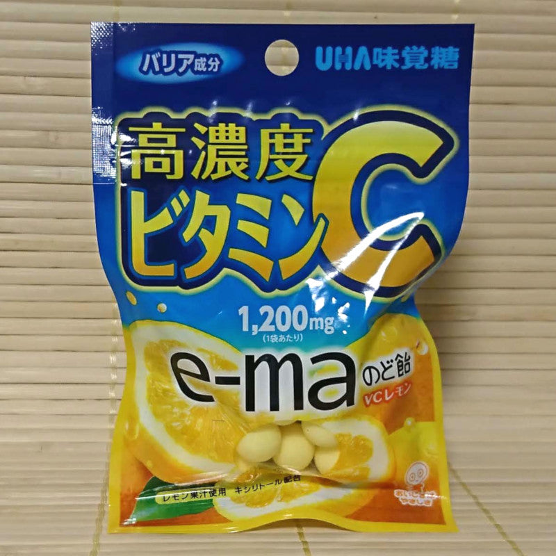 e-ma Candy Lozenges - Lemon Vitamin C (REFILL)