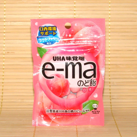 e-ma Candy Lozenges - Peach (REFILL)