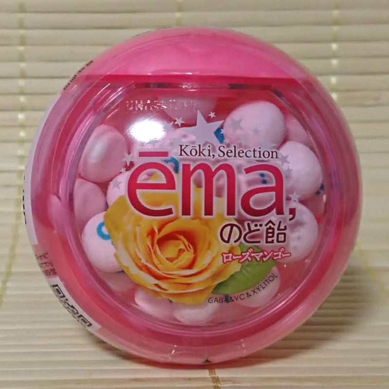 e-ma Candy Lozenges - Rose Mango