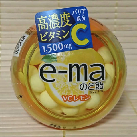 e-ma Candy Lozenges - LEMON Case