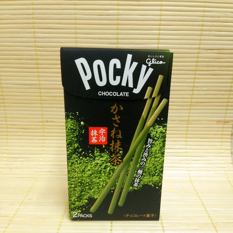 Pocky - Kasane Green Tea Chocolate