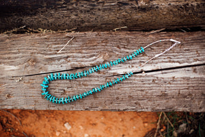 Single Strand Nugget Necklace