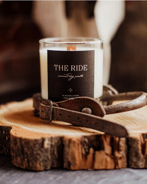 The Ride Candle