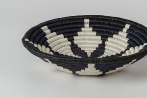 Medium Black + White Hope Bowl