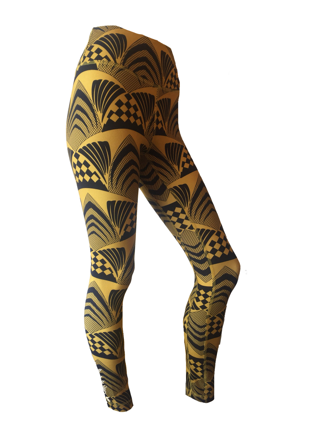 Jungle Deco Leggings