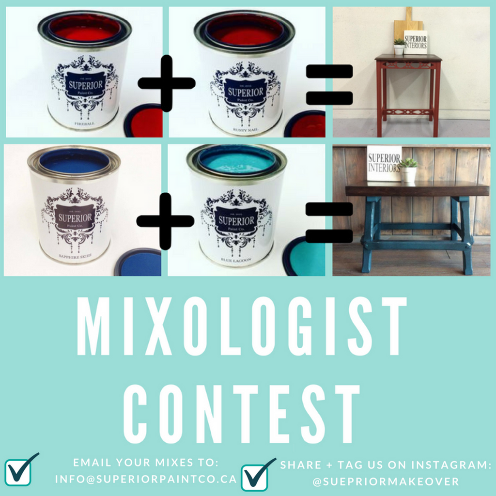 The Superior Mixologist Contest
