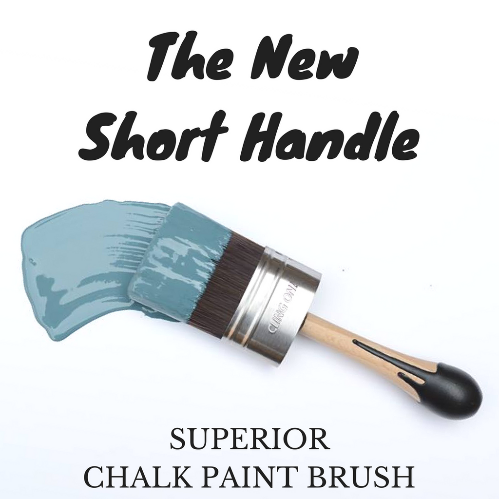 Introducing the NEW Superior ClingOn! Short S50 Paint Brush!