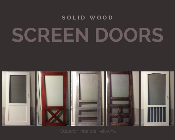 Superior Screen Doors