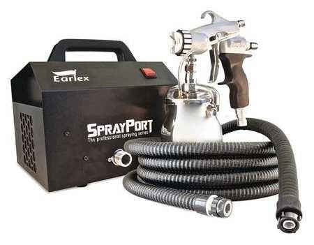 Earlex HVLP Spray Machines & Products