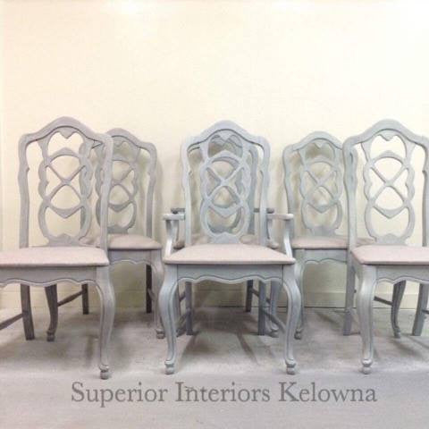 The new Modern Farmhouse Collection on Dining Room Chairs