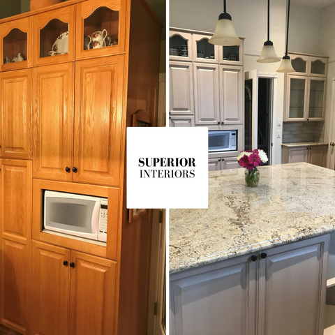 Kelowna Kitchen Refinishing by Superior Interiors Kelowna