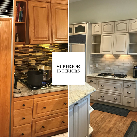Okanagan Kitchen Refacing Services by Superior Interiors Kelowna
