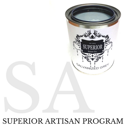 Superior Paint Co. Artisan Program