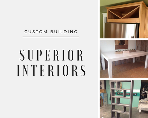 Superior Interiors Kelowna Offers Professional Quality Built Custom Solid  Wood Furniture Specializing In One Of A Kind Designs And Finishes Suiting  Your ...