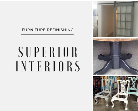 Superior Interiors Kelowna Offers Professional Custom Furniture Refinishing  Services Specializing In One Of A Kind Finishes Suiting Your Needs And  Budget.