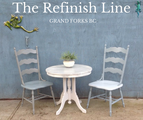 The Refinish Line in Grand Forks BC