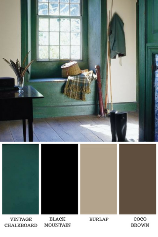 Superior Paint Co. Green Vintage Chalkboard