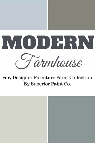Modern Farmhouse Paint Colours