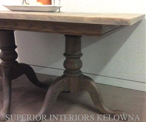 Superior Interiors Kelowna custom furniture refinishing services