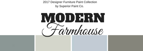 Modern Farmhouse Paint Collection