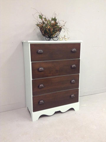 Saman stained drawers