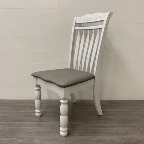 4 Maple Farmhouse Dining Chairs