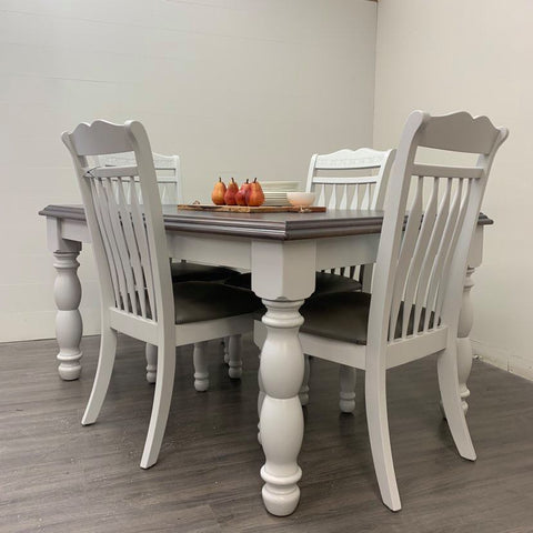 6 Piece Maple Dining Set