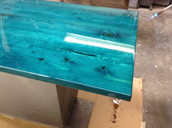 Pour-On High Gloss Epoxy Resin