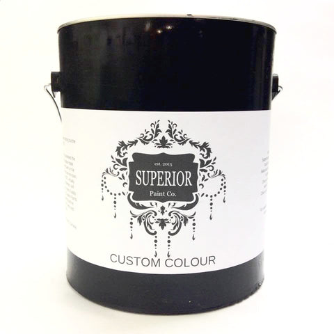 Custom Superior Paint Colour