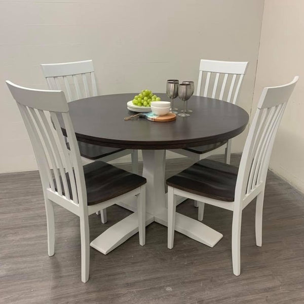 5 Piece Maple Dining Set