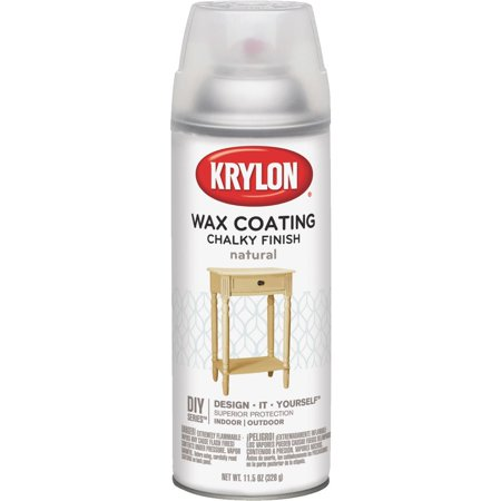 Wax Coating Chalky Finish