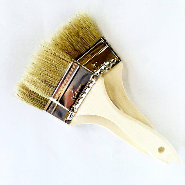 100% Natural Chip Brush