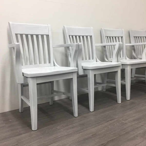 6 Maple Chairs