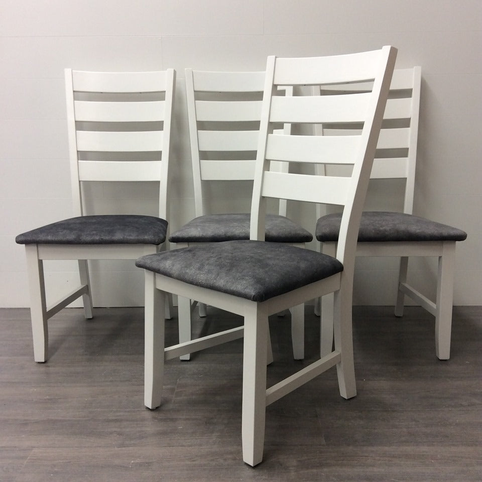 4 Modern Farmhouse Dining Chairs