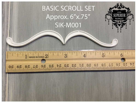 Basic Scroll Set
