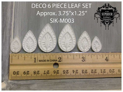 Deco Leaf Set